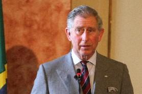 Le prince Charles... (Photo: AFP)