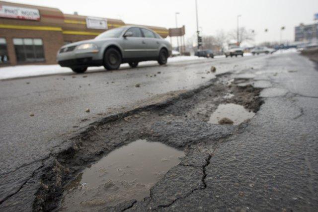 «Lorsqu'il y a des travaux urgents pour réparer... (Photo: Ivanoh Demers, La Presse)