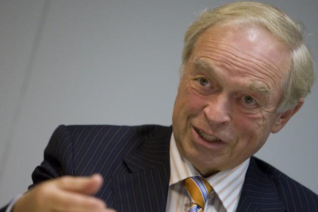 Raymond Royer a quitté son poste de PDG... (Photo: David Boily, La Presse)
