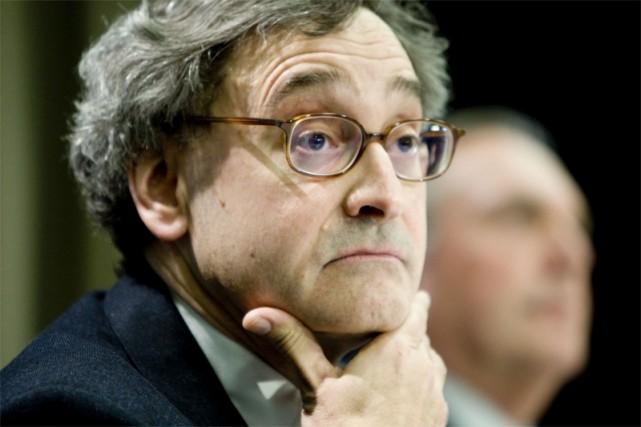 Le nouveau président de la Caisse de dépôt a confié à une fiducie sans droit de... (Photo: François Roy, La Presse)