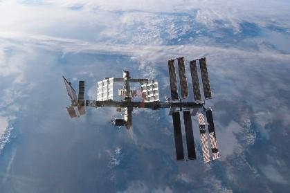 La Station spatiale internationale... (Photo: archives AFP)