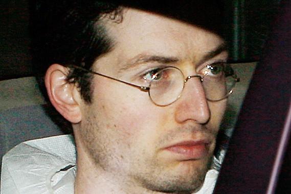 Francis Proulx lors de son arrestation en mai... (Photothèque Le Soleil)