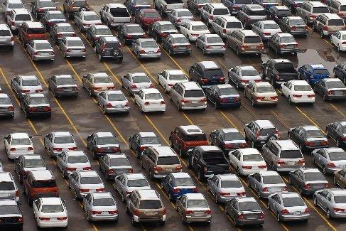Les ventes de gros ont plongé de 4,2%... (Photo: Bloomberg)