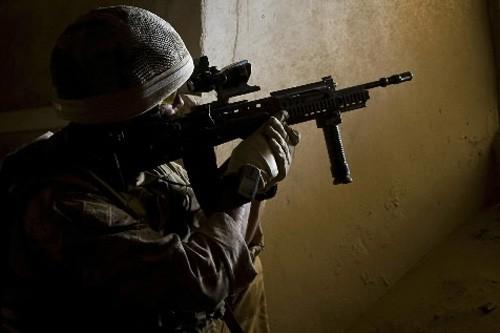 Le président Barack Obama a depuis son arrivée réorienté la priorité militaire... (Photo: Reuters)