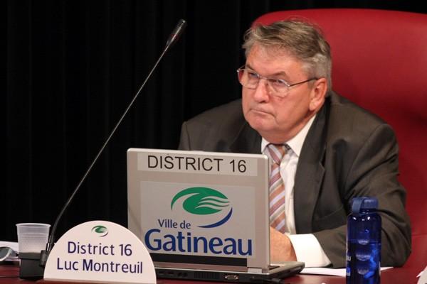 Luc Montreuil... (Archives, LeDroit)