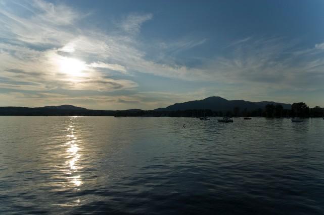 Les chercheurs ont analysé 474 écosystèmes sur plusieurs... (Nos lacs sous la surface)