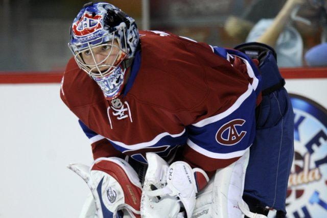 Carey Price, qui a connu sa part de... (Photo: Bernard Brault, La Presse)