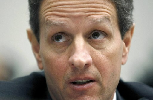 Tim Geithner... (Photo: Reuters)