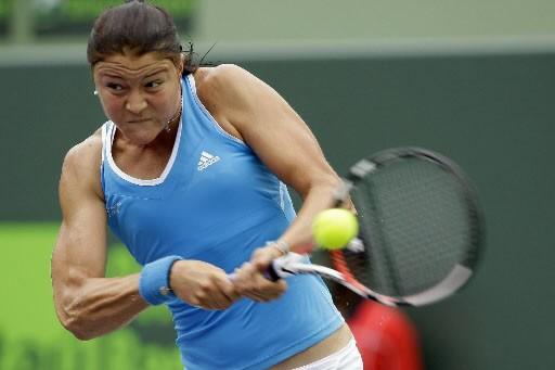 Dinara Safina... (Photo: AP)
