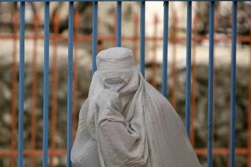 Une femme afghane à Kaboul.... (Photo Reuters)