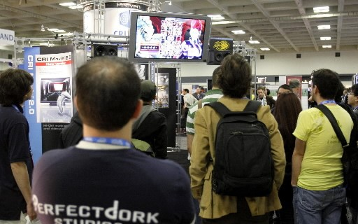 La Game Developers Conference avait lieu à San... (Photo: Associated Press)
