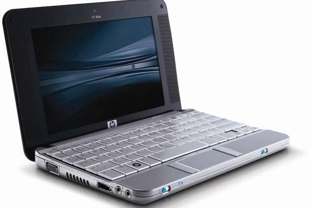 Un netbook de HP...