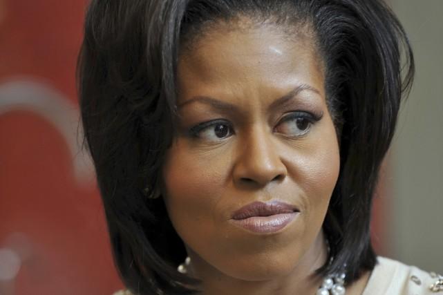 Michelle Obama... (Photo: Reuters)