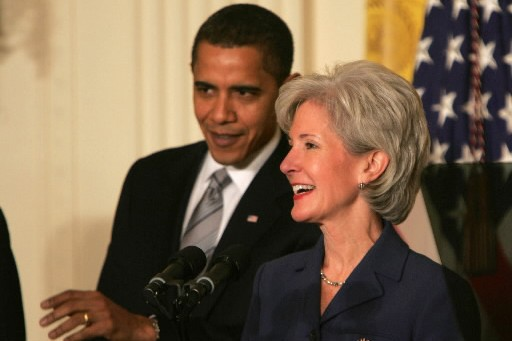 Kathleen Sebelius... (Photo: Bloomberg)