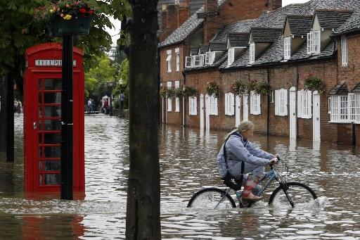Sécheresses, inondations meurtrières, tempêtes: l'Europe va souffrir dans les... (Photo: Reuters)