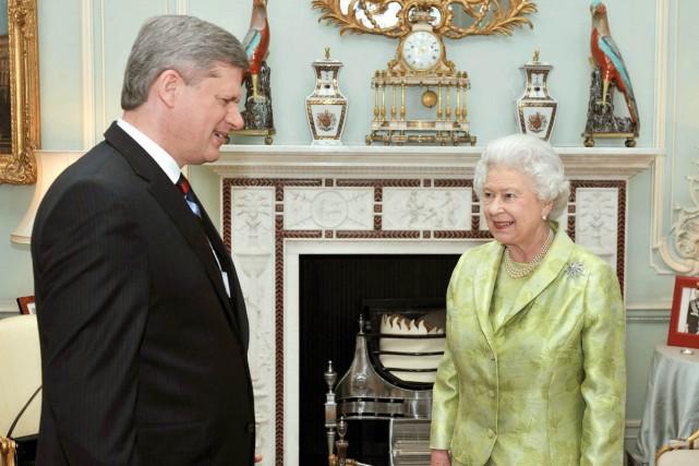 Le premier ministre Stephen Harper a rencontré la... (Photo Reuters)