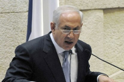 Benjamin Netanyahu... (Photo: Reuters)