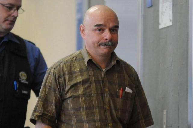 René Nadeau est venu raconter au tribunal comment... (Photo Le Soleil)