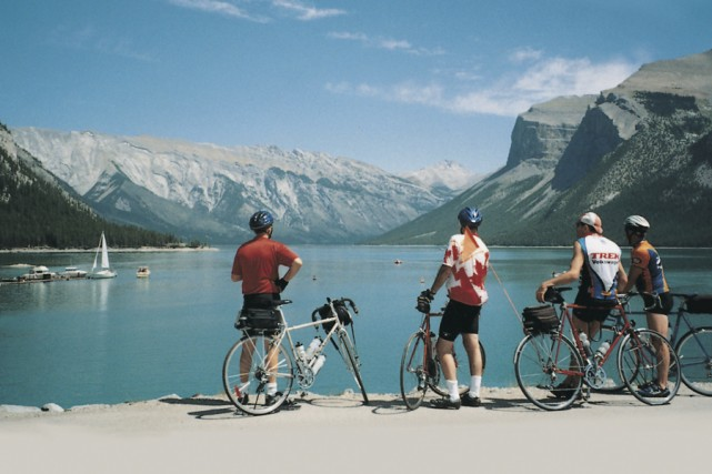 Vélo Québec Voyages lance un défi aux cyclistes:... (Photo fournie par Vélo Québec Voyages)