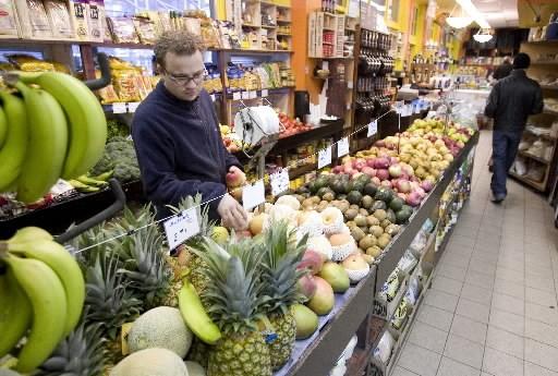 L'étiquette «Aliments du Québec», qu'arborent de plus en plus de produits, a un... (La Presse)