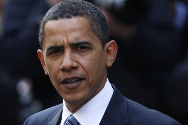 Barack Obama s'est déclaré «prêt au dialogue» avec... (Photo: AFP)