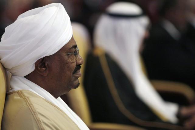 Le président soudanais, Omar el-Béchir.... (Photo:AP)