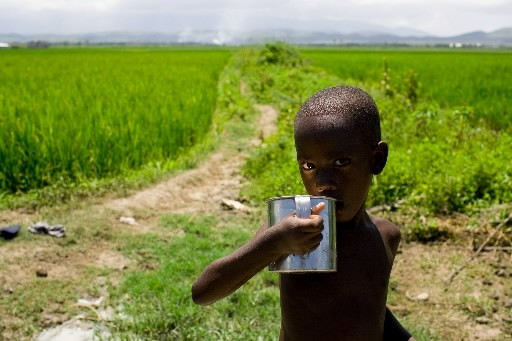 À Haïti, la crise alimentaire a fait de... (Photo: Martin Tremblay, La Presse)