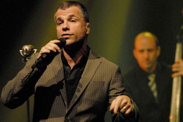 Bruno Pelletier est en spectacle au Cabaret du... (Photo: archives La Presse)