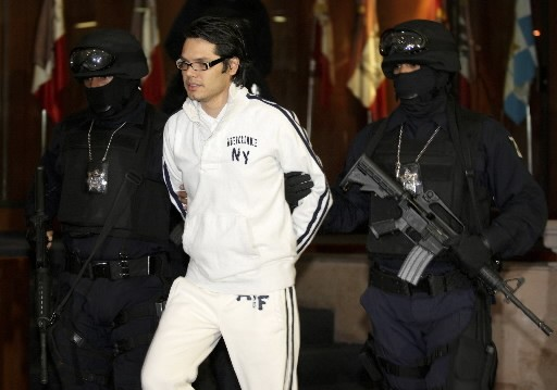Vicente Carrillo Leyva... (Photo: Reuters)