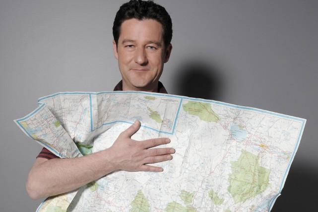 Dany Turcotte revient avec La petite séduction où... (Photo: Radio-Canada)