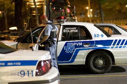 L'escouade Éclipse, spécialisée dans la lutte aux gangs de rue, pourrait avoir... (Photo Robert Skinner, La Presse)