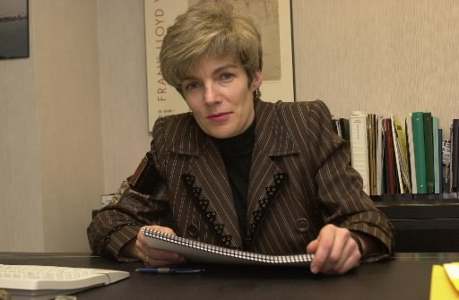 Christiane Bergevin... (Photo: Armand Trottier, La Presse)