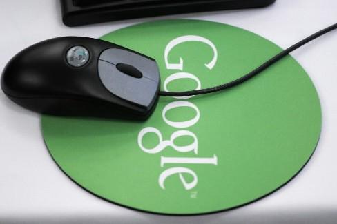 Google a publié jeudi un bénéfice supérieur aux attentes pour les trois... (Photo: AP)