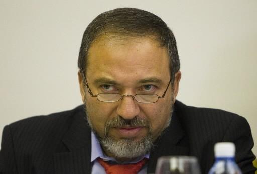 Avigdor Lieberman... (Photo: AP)
