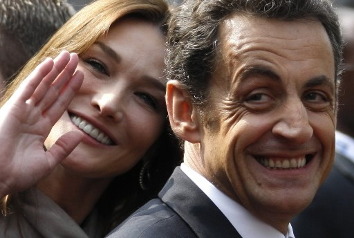 Nicolas Sarkozy... (Photo: Reuters)