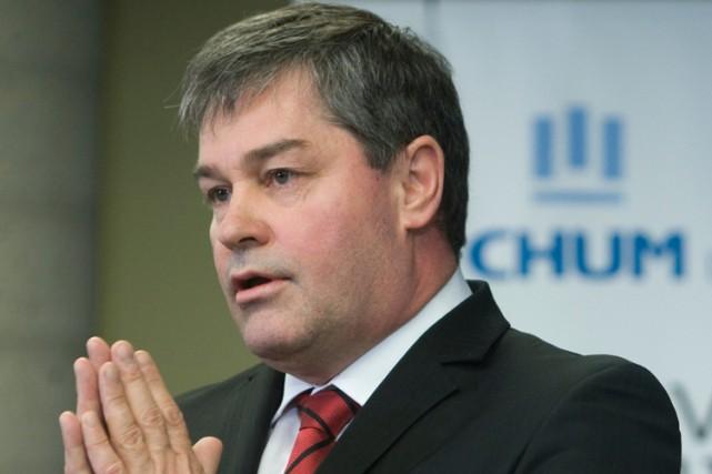 Le ministre de la Santé, Yves Bolduc... (Photo: Martin Chamberland, La Presse)