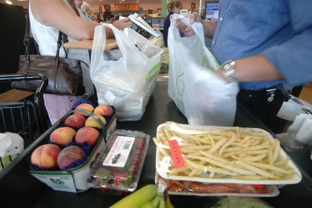 La hausse du prix des aliments aux États-Unis... (Photo: La Tribune)