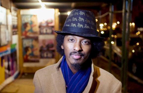K'naan, le rappeur torontois né à Mogadiscio, en... (Photo: Reuters)
