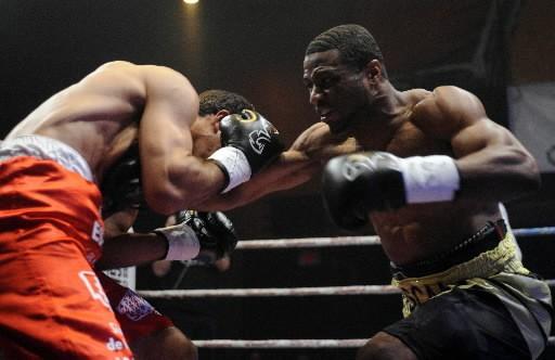 Jean Pascal a vaincu Pablo Daniel Zamora Nievas... (Bernard Brault, La Presse)