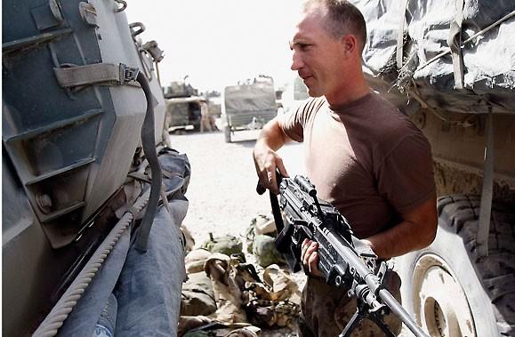 Au sein des Forces canadiennes, 510 procès pour... (Photo: Archives PC)