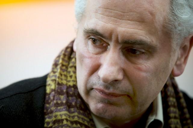 Olivier Corpet a dirigé la publication d'inédits de... (Photo: André Pichette, La Presse)