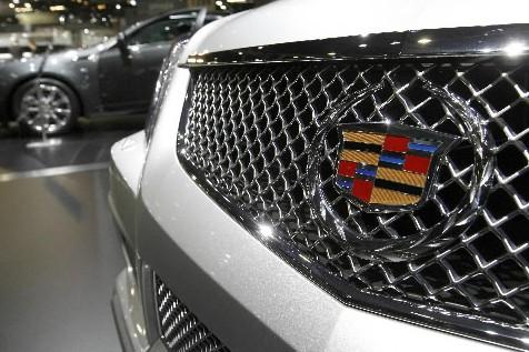 Une Cadillac... (Photo: Reuters)