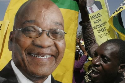 Jacob Zuma... (Photo: AP)