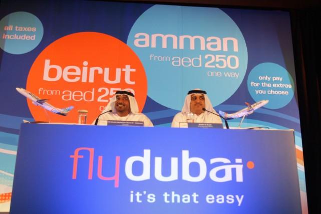 L'émirat de Dubaï a annoncé lundi que sa compagnie aérienne à bas prix,... (Photo: AFP)