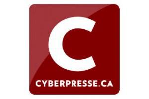 Retrouvez l'équipe de Cyberpresse/La Presse sur Facebook.
