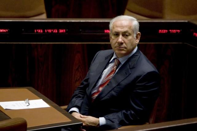 Le Premier ministre israélien Benjamin Netanyahu a été invité à se rendre en... (Photo: Reuters)