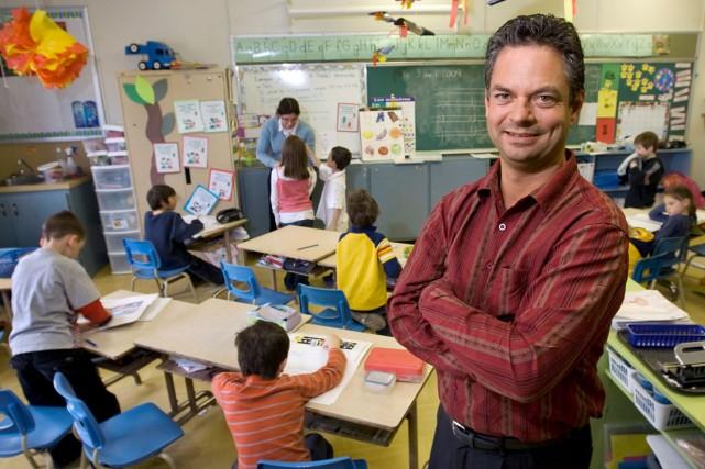 «Pour la réussite des élèves, on semble vouloir... (Photo: Robert Skinner, La Presse)