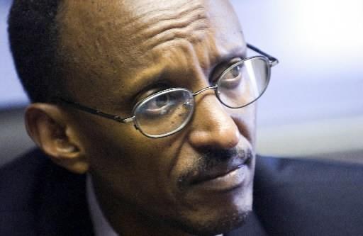Paul Kagame, président rwandais... (Photo: La Presse)