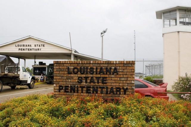 Le pénitencier d'Angola, en Louisiane, est une prison hors de l'ordinaire.... (Photo AP)