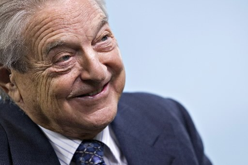 George Soros... (Bloomberg)
